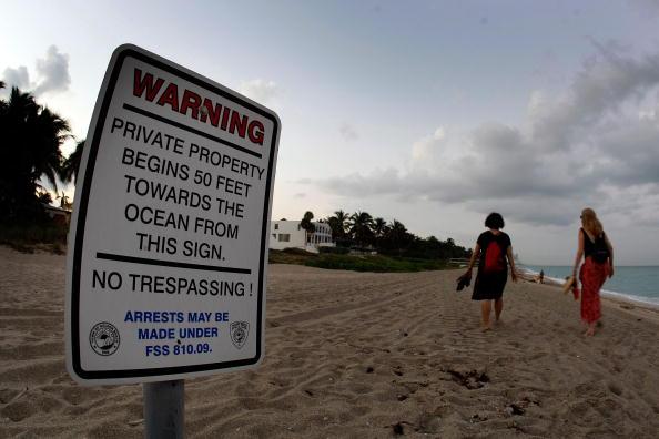 Florida - US State「U.S. Supreme Court Mulls Over Florida Beach Property Rights」:写真・画像(6)[壁紙.com]