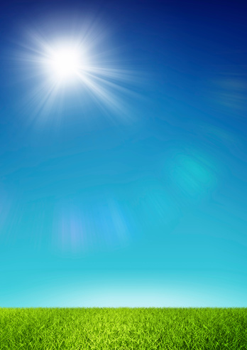 黒点「夏の風景」:スマホ壁紙(4)