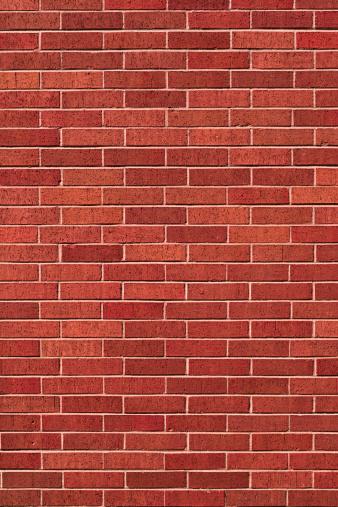 Brick Wall「Red Brick Wall Background - XXXL Photo」:スマホ壁紙(5)