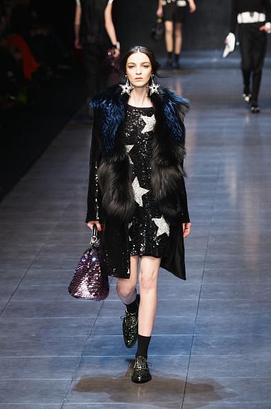 Dolce & Gabbana show「Dolce & Gabbana: Milan Fashion Week Womenswear Autumn/Winter 2011」:写真・画像(13)[壁紙.com]
