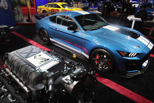 The North American International Auto In Detroit Hosts Automakers Debuting Latest Vehicles:ニュース(壁紙.com)