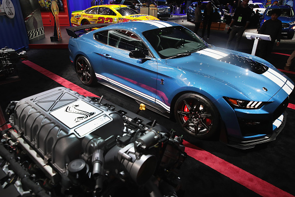 New「The North American International Auto In Detroit Hosts Automakers Debuting Latest Vehicles」:写真・画像(19)[壁紙.com]