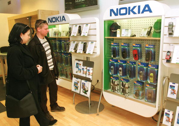 Wireless Technology「Nokia Celluar Phones」:写真・画像(10)[壁紙.com]