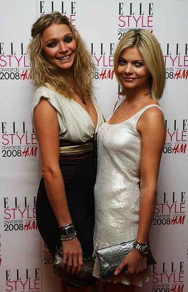 Cap Sleeve「Elle Style Awards 2008 - Press Room」:写真・画像(18)[壁紙.com]
