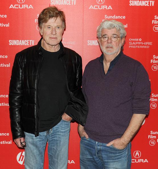 George Lucas「Power Of Story Panel - 2015 Sundance Film Festival」:写真・画像(16)[壁紙.com]