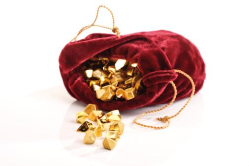 Velvet「Gold nuggets in red velvet bag」:スマホ壁紙(10)