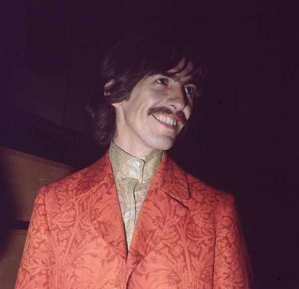 ジョージ・ハリスン「Nice Jacket George」:写真・画像(8)[壁紙.com]