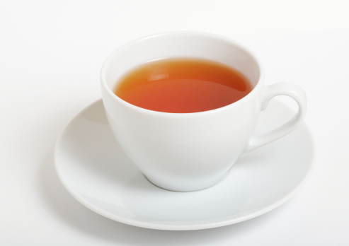Tea Cup「Cup of black tea」:スマホ壁紙(3)