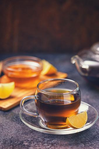 Teapot「Cup of Black Tea」:スマホ壁紙(3)
