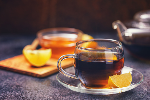 Teapot「Cup of Black Tea」:スマホ壁紙(13)