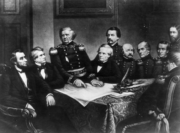 American Civil War「Council Of War」:写真・画像(10)[壁紙.com]