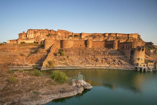 Jodhpur「Mehrangarh Fort, Jodhpur」:スマホ壁紙(15)