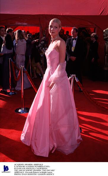 ピンク色のドレス「Academy Awards: Arrivals」:写真・画像(17)[壁紙.com]