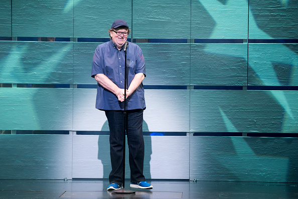 Academy Awards「Academy Award-Winning Filmmaker & Political Icon Michael Moore Makes His Broadway Debut in 'The Terms of My Surrender'」:写真・画像(1)[壁紙.com]