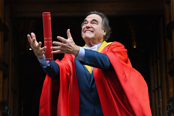 Academy Awards「Film Director Oliver Stone Receives Honorary Degree From Edinburgh」:写真・画像(8)[壁紙.com]