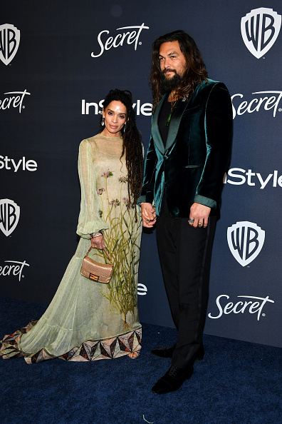 Sheer Fabric「21st Annual Warner Bros. And InStyle Golden Globe After Party - Arrivals」:写真・画像(5)[壁紙.com]