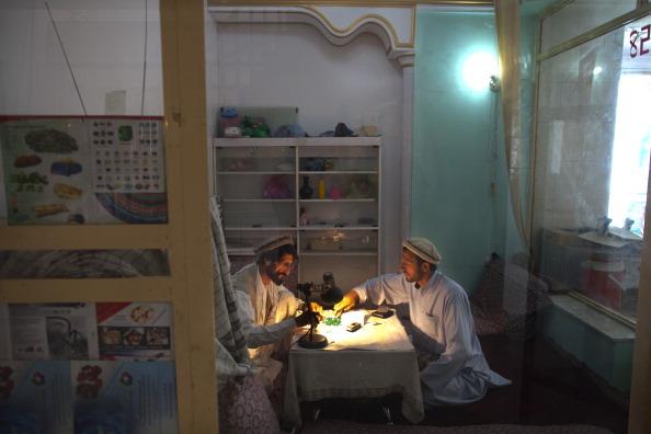 Kabul「Afghan Gem Industry Key To Economic Development」:写真・画像(1)[壁紙.com]