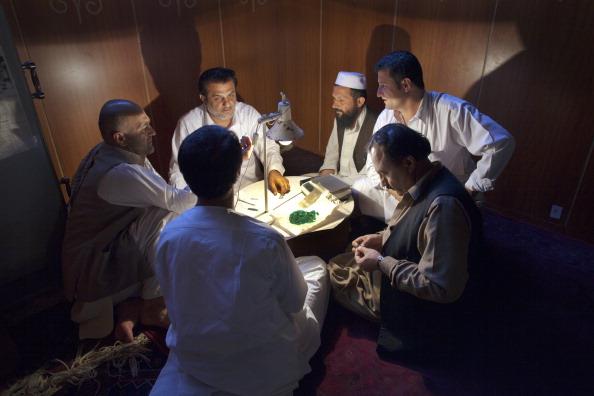 Kabul「Afghan Gem Industry Key To Economic Development」:写真・画像(0)[壁紙.com]