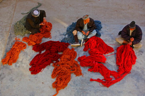 Kabul「Afghans Produce Highly Prized Rugs In Kabul」:写真・画像(8)[壁紙.com]