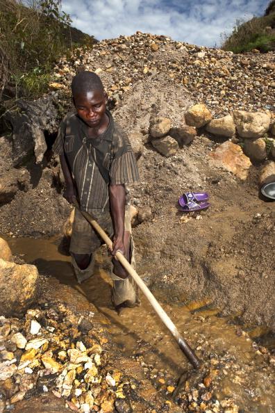 Mining - Natural Resources「Blood Minerals」:写真・画像(19)[壁紙.com]