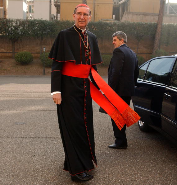 Bishop - California「Cardinals Gather In Rome Ahead Of Pope's Funeral」:写真・画像(10)[壁紙.com]