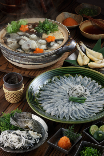 和食「Fugu Cuisine」:スマホ壁紙(13)