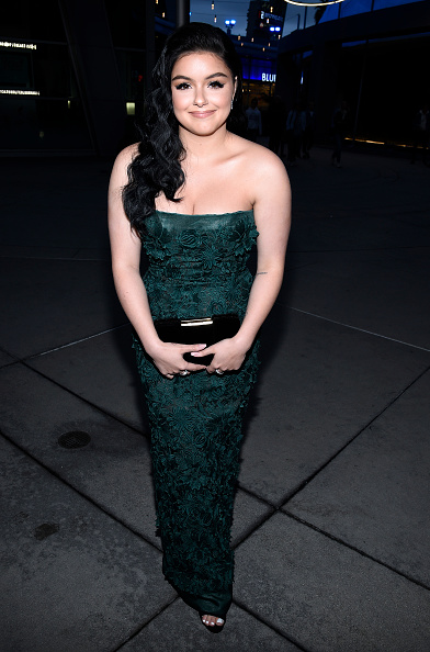 Ariel Winter「Universal Pictures' Special Screening Of 'Breaking In' - Red Carpet」:写真・画像(8)[壁紙.com]