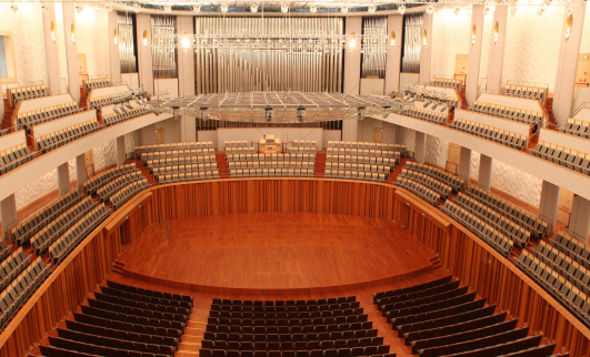 Concert Hall「Modern Concert Hall」:スマホ壁紙(14)