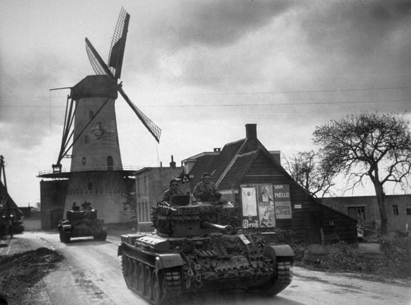 Netherlands「Tanks In Holland」:写真・画像(10)[壁紙.com]