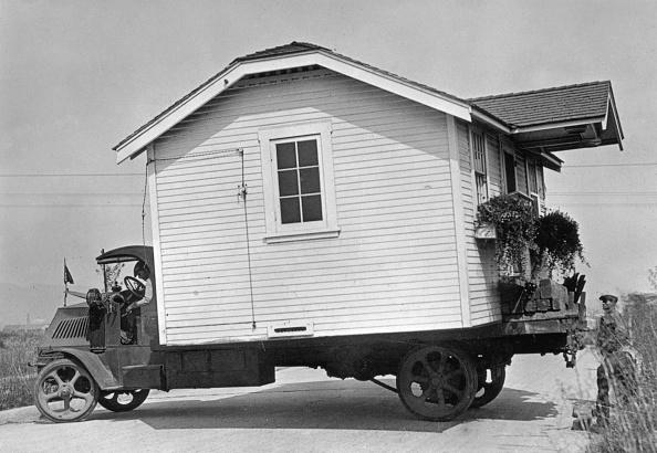 Transportation「Moving House」:写真・画像(10)[壁紙.com]