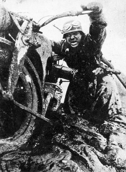 German Military「Muddy Rider」:写真・画像(12)[壁紙.com]