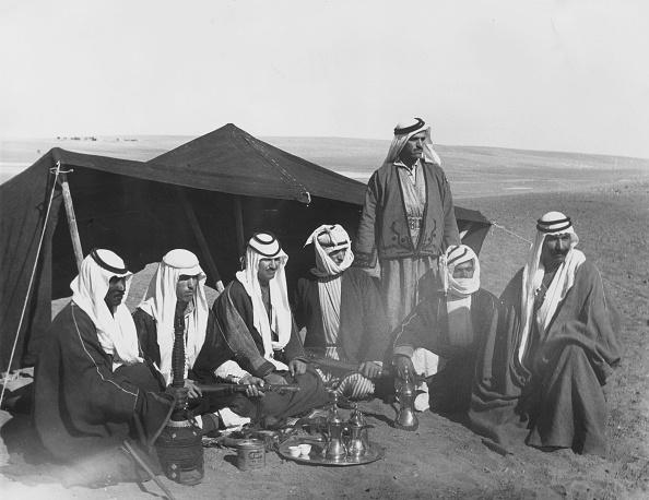 Jordan - Middle East「Bedouins Have Coffee」:写真・画像(1)[壁紙.com]
