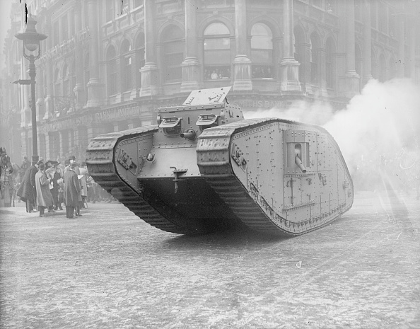 カラー画像「Tank On Show」:写真・画像(18)[壁紙.com]