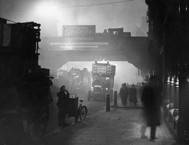 London Smog:ニュース(壁紙.com)
