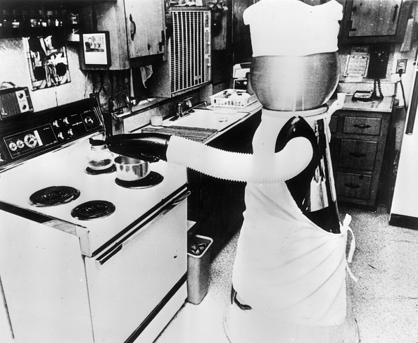 Kitchen「Domestic Robot」:写真・画像(18)[壁紙.com]