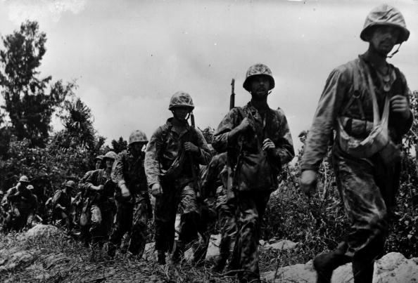 Pacific War「US Advance」:写真・画像(9)[壁紙.com]