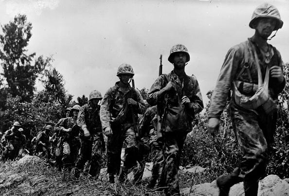 Pacific War「US Advance」:写真・画像(19)[壁紙.com]