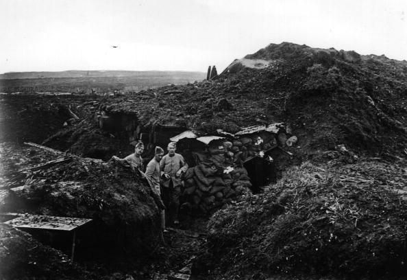 Entente Powers「Verdun Dug Out」:写真・画像(15)[壁紙.com]