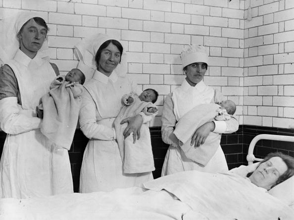 Hospital Ward「Edmonton Triplets」:写真・画像(7)[壁紙.com]