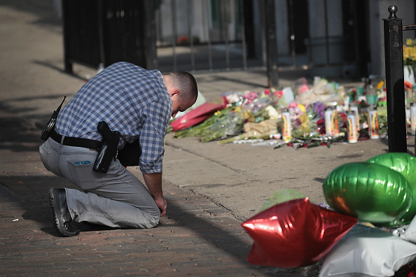 Mass Shooting「Nine Killed, 27 Wounded In Mass Shooting In Dayton, Ohio」:写真・画像(16)[壁紙.com]