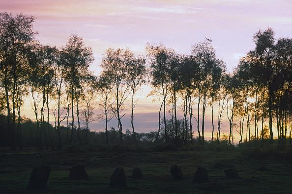 No People「Stone Circle Sunset」:写真・画像(7)[壁紙.com]