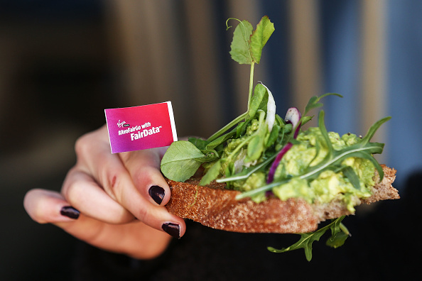 Avocado「Virgin Mobile FairData (TM) Cafe Pop-Up」:写真・画像(19)[壁紙.com]