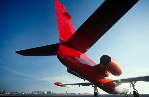 Passenger「Rear view Westwind twin-engine jet aeroplane」:スマホ壁紙(5)