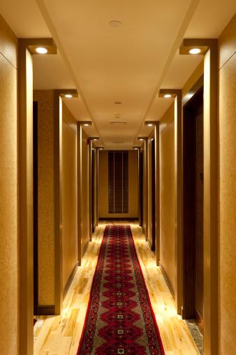 Ceiling「hotel hallway corridor」:スマホ壁紙(6)