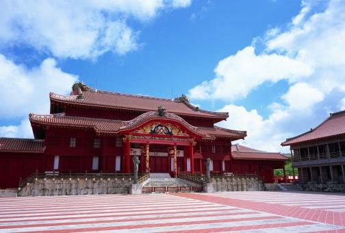 Castle「Shuri Castle Park, Okinawa Prefecture, Japan」:スマホ壁紙(7)