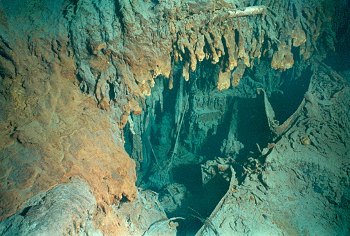 1990-1999「Titanic's Electrical Room」:スマホ壁紙(19)