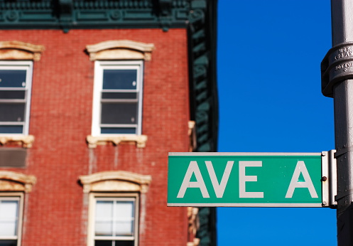 Avenue「On Avenue A in the Lower East Side of Manhattan, New York」:スマホ壁紙(19)