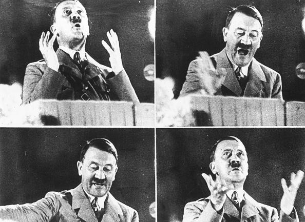 Speech「Hitler Addressing」:写真・画像(0)[壁紙.com]