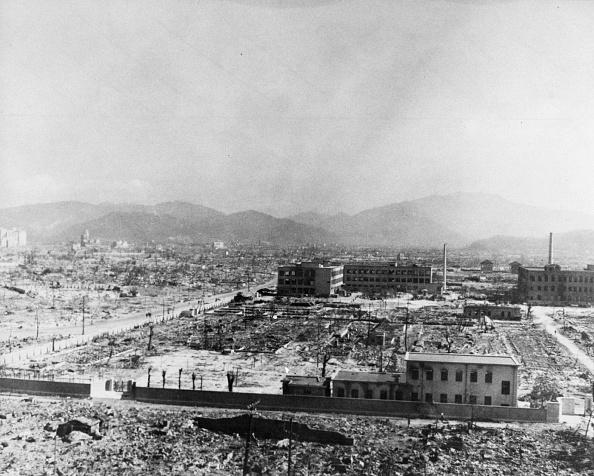 Exploding「Hiroshima In Ruins」:写真・画像(18)[壁紙.com]