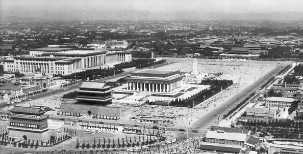 都市景観「Tiananmen Square」:写真・画像(3)[壁紙.com]